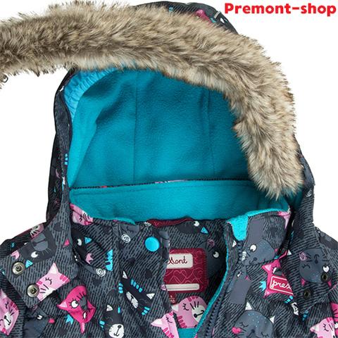 Premont комплект зимний Мэнские котята WP81218