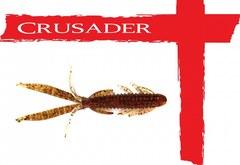 Мягкая приманка Crusader No.01 80мм, цв.002, 10шт.