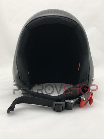 Открытый парашютный шлем