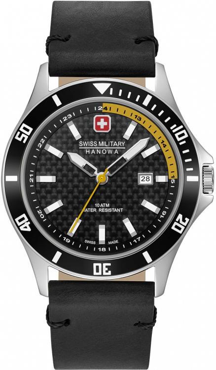 Часы мужские Swiss Military Hanowa 06-4161.2.04.007.20 Flagship Racer