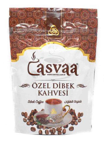 Турецкий кофе молотый с добавлением кардамона, Casvaa, 200 г