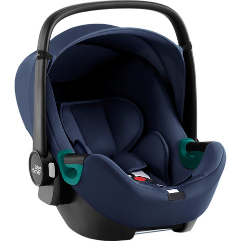 Автокресло Britax Roemer Baby-Safe 3 i-Size Indigo Blue