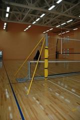 Протекторы на стойки волейбольные (с защитой растяжек).