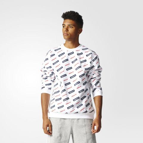 Свитшот мужской adidas ORIGINALS BLOCK