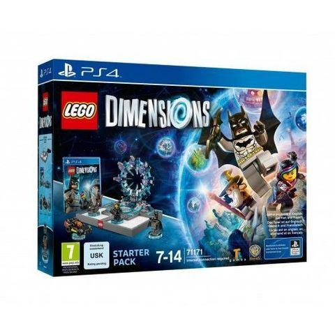 LEGO Dimensions: Starter Pack: Набор для начинающих для PS4 71171 — Starter Pack: PS4 — Лего Измерения