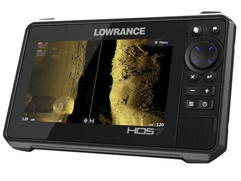 Эхолот Lowrance HDS-7 LIVE с датчиком Active Imaging 3-в-1 (ROW)
