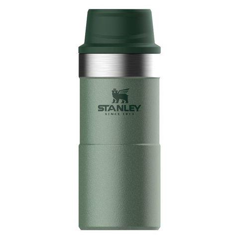 Термокружка Stanley The Trigger-Action Travel Mug (10-06440-014) 0.35л зеленый