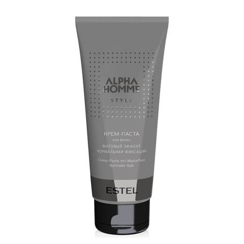 Крем-паста для волос ESTEL ALPHA HOMME STYLE, 100 г