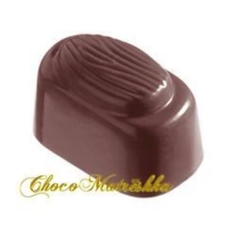 Форма для шоколада поликарбонатная (Бельгия) - Пралине