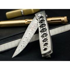 Нож Boker 01BO739DAM Urban Trapper Damasteel