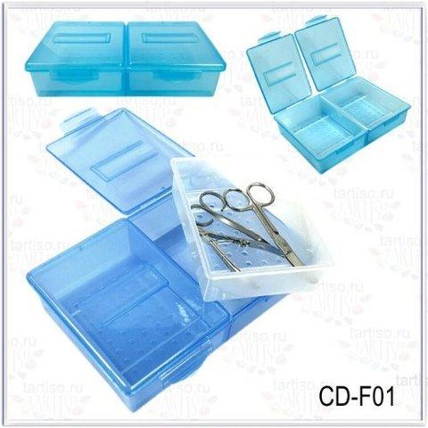 Емкость для стерилизации инструментов 22х14,5х5 750 мл. CD-F01