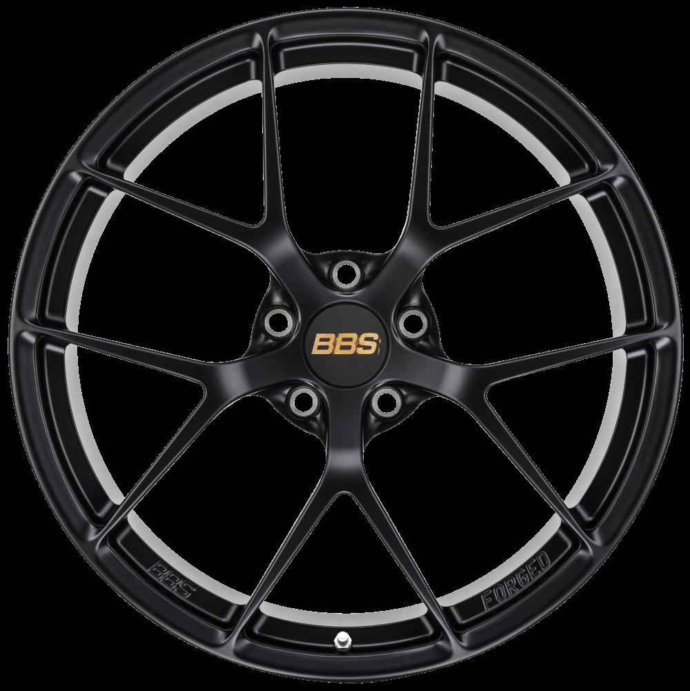 Диск колесный BBS FI-R 8.5x19 5x112 ET43 CB82.0 satin black
