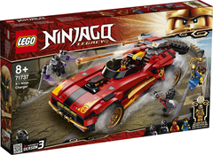 Lego konstruktor Ninjago X-1 Ninja Charger