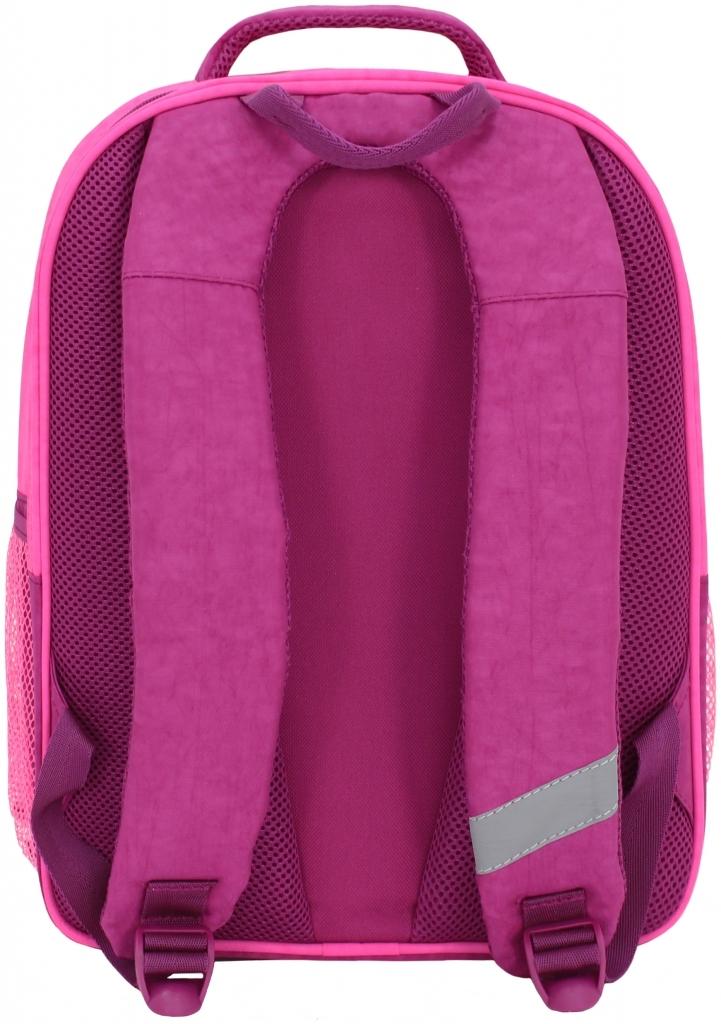 Рюкзак школьный Bagland Отличник 20 л. 143 малина 59 д (0058070)