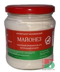 Белорусский майонез