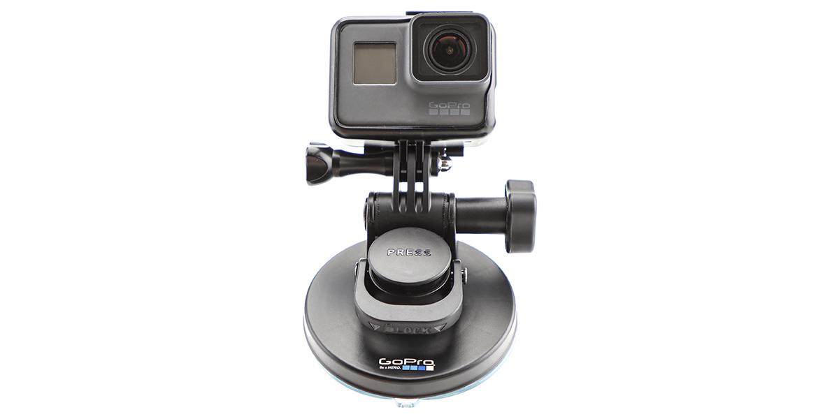 Крепление присоска GoPro Suction Cup Mount