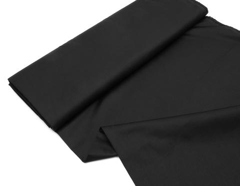 Черный (сатин класса люкс, Турция),240 см