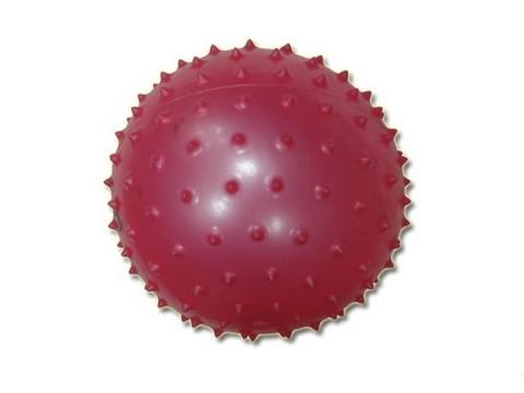 Мячик игровой с шипами. Диаметр 20 см, вес 70 грамм. :(20-3):