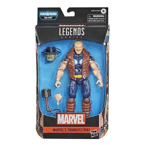 Marvel Legends Series: Thunderstrike || Громобой