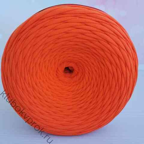 Трикотажная пряжа Parswool 36, Оранжевый
