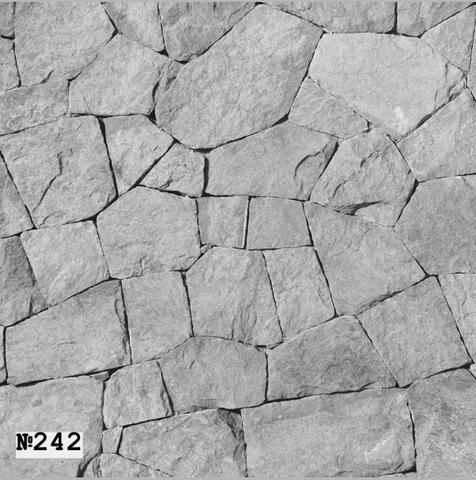 Фотофон виниловый «Серый камень» №242