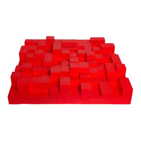 Акустическая пенополистирол панель Echoton Pixels StyroFoam 1 шт 300-3000 Hz