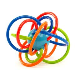 Oball Развивающая игрушка 'Разноцветная планета' (81511)