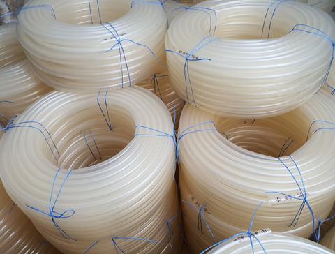 Шланг Ø 18 мм толщина стенки 3 мм прозрачный силиконовый (25 м в бухте)