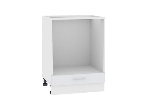 Шкаф нижний под духовку 600 Ницца Royal (Blanco)