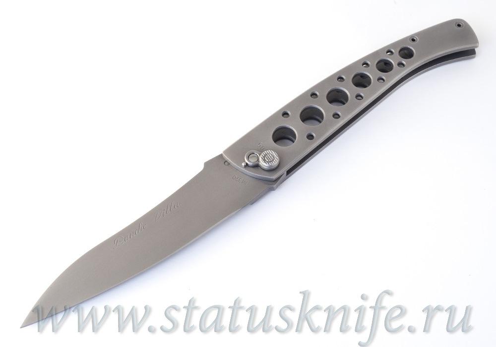Нож Уракова А.И. Панчо Вилья M390