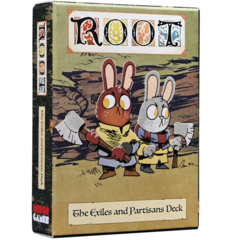 Root: The Exiles and Partisans Deck (на русском языке)