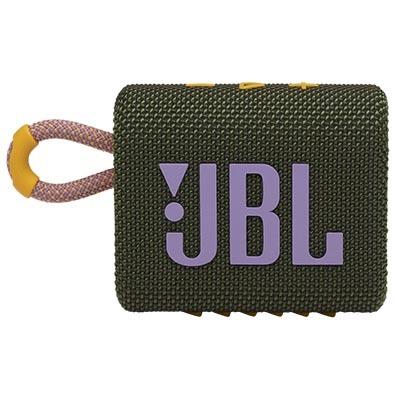JBL GO 3, Зелёный