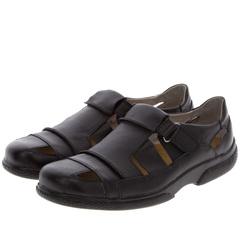 530367 сандалии мужские больших размеров марки Делфино