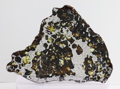 Метеорит Сейчман, пластина