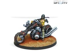 Zamira (вооружена Light Shotgun)