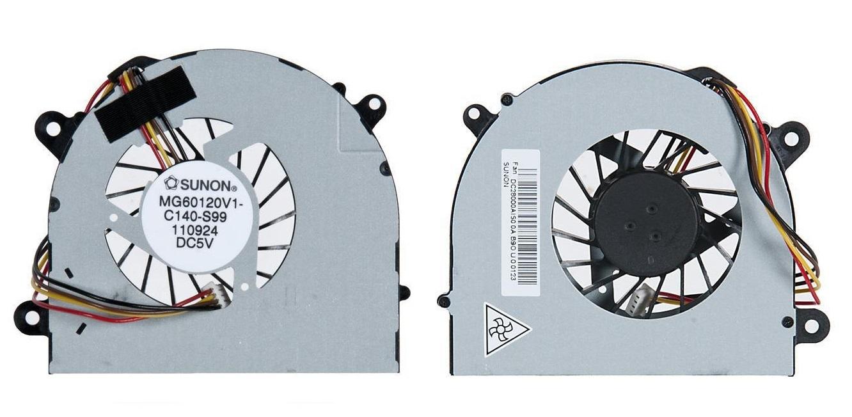 Вентилятор (кулер) для ноутбука Lenovo G770
