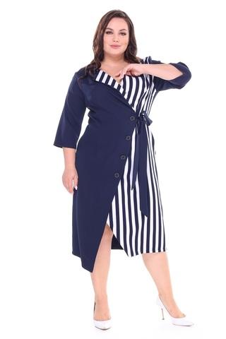 Платье-6542