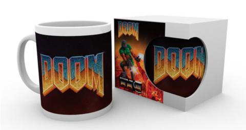 Кружка Doom Classic