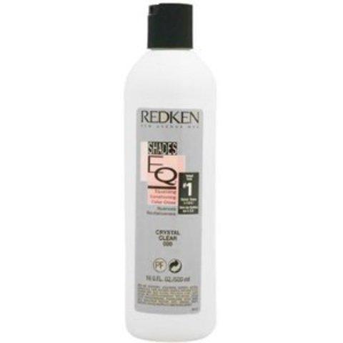 Регулятор интенсивности цвета и блеска окрашенных волос REDKEN SHADES EQ CRYSTAL CLEAR (000) 500 мл