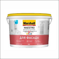 Краска в/э для фасада Marshall MAESTRO BС (Прозрачный)