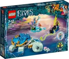 Lego konstruktor Elves Засада Наиды и водяной черепахи 41191