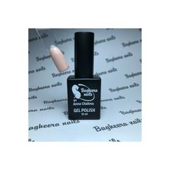 Bagheera Nails BN-85 тёплый бежевый оттенок гель-лак 10 мл