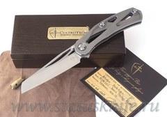 Нож Адъютер Adiutor M390 Prototype от CultroTech