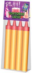 Тортовая свеча JF TS 12-30