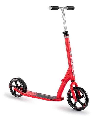 Городской самокат PUKY Speed Us One 5000 red красный, 4.5+