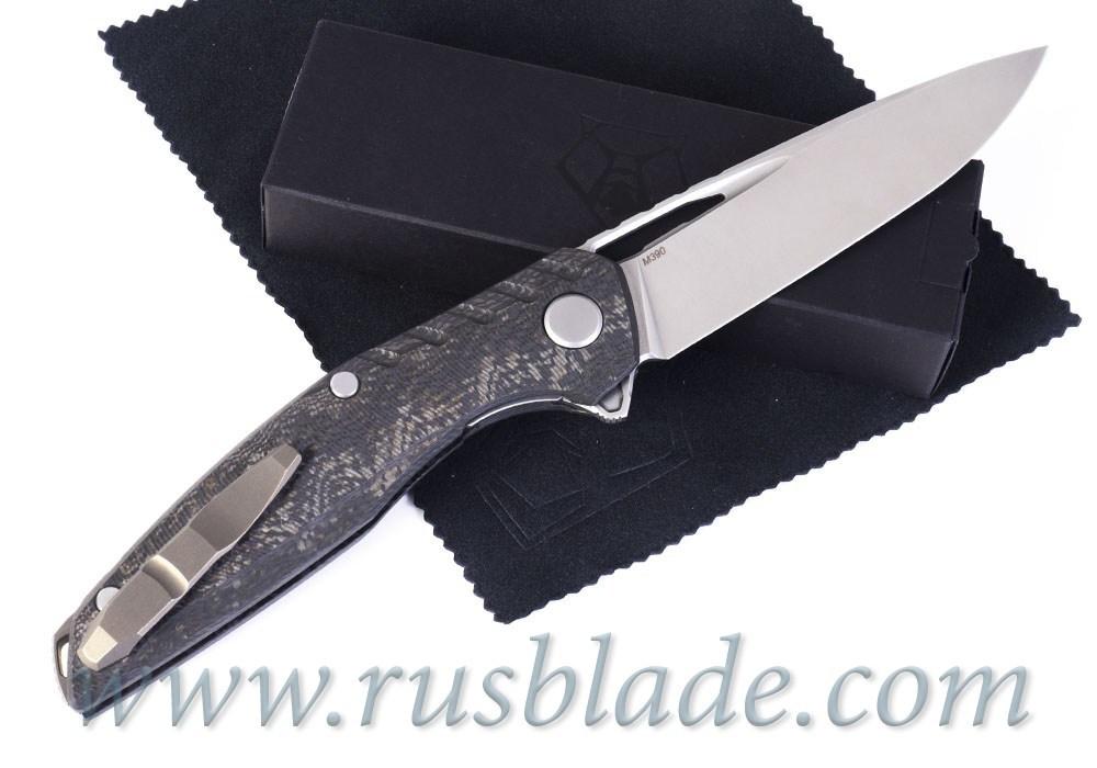 Shirogorov 111 Gen 5 Bronze CF M390 - фотография
