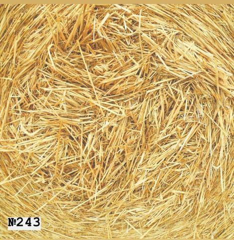 Фотофон виниловый «Солома сено» №243