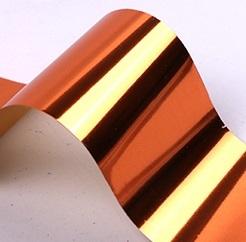 Фольга для дизайна ногтей (бронза)