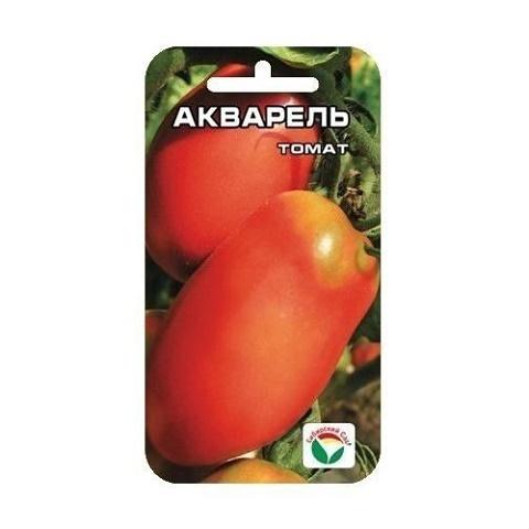 Акварель 20шт томат (Сиб сад)
