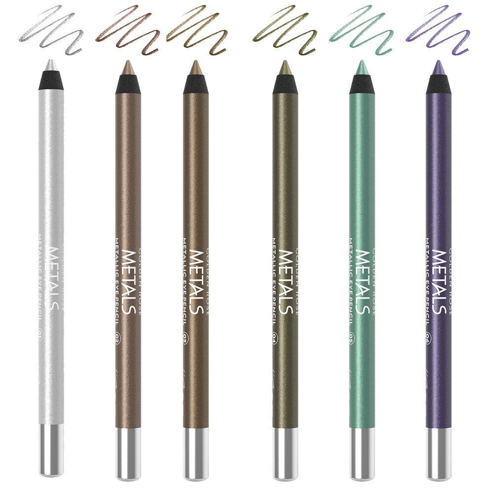 Golden Rose METALS Metallic Eye Pencil